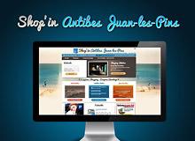 Site portail de commerçants