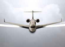 Site web pour un broker de jets privés