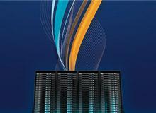 Plaquette pour un data center azuréen