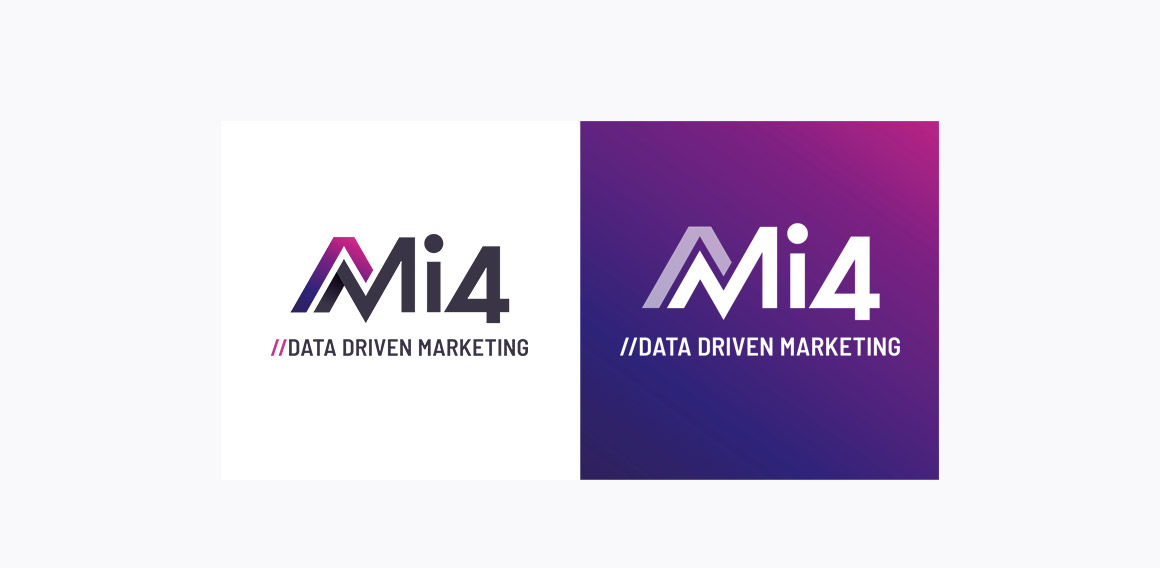 Design d'une identité visuelle pour une agence marketing